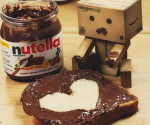 nutella, sweet, and box people image