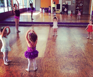 babies, ballet, and dance image