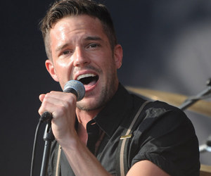 brandon flowers, Hot, and the killers image