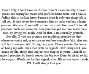 ps i love you, text, and holly image