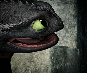 alpha, toothless, and hiccup image
