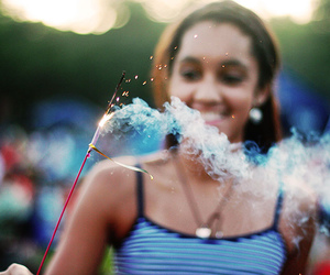 365 Project, girl, and july 4th image