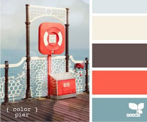 color palette and paint image