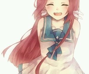 anime, girl, and nagi no asukara image