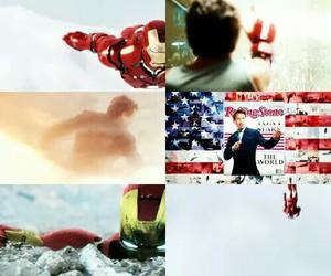 eua, iron man, and movie image