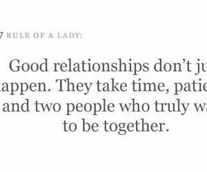 Relationship, quote, and love image