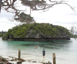 beach, kk adventures, and cruise image