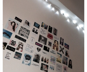 decoration, diy, and lights image