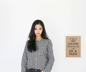 fashion, baek su min, and girl image