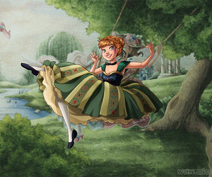 disney and disney princess image