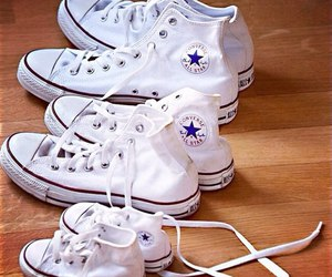 converse, family, and shoes image