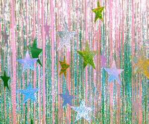 stars and glitter image