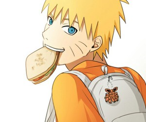naruto, cute, and anime image