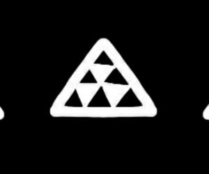 overlay, triangle overlay, and tribal overlay image