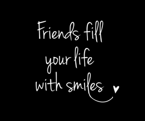 smile and friends image