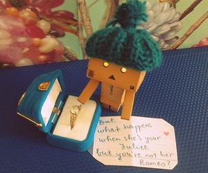 danbo, marriage, and love image