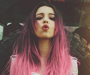 hippie, hipster, and pink image