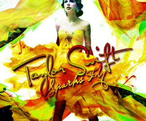 amazing, Taylor Swift, and colorful image