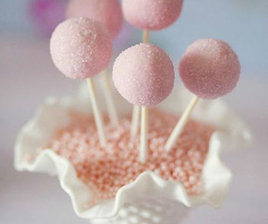cake pops, sweet, and food image