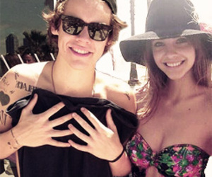 imagine, harrystyles, and barbarapalvin image