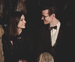 doctor who, the doctor, and clara oswin oswald image