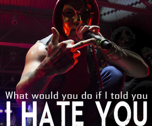 hollywood undead and danny image