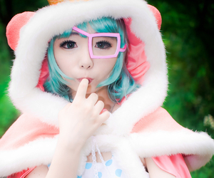 one piece, cosplay, and sugar image
