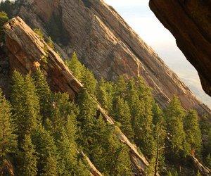 boulder, colorado, and hiking image