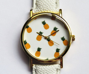 watch, pineapple, and cute image