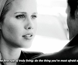 quote, tvd, and love image