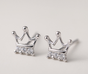 earring, fashion, and gift image