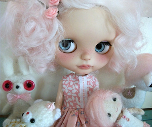 love, doll, and girly image
