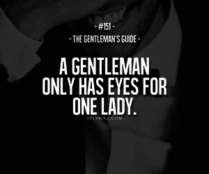 lady, gentleman, and quotes image