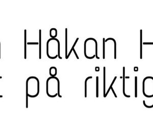 quote, håkan hellström, and text image