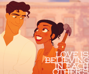 believe, disney, and princess image
