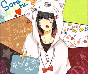 anime, kawaii, and boy image
