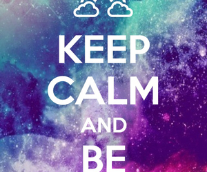 crazy, girl, and keep calm image