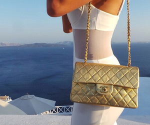 chanel, dress, and luxury image