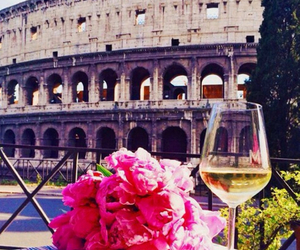 holiday, romance, and rome image