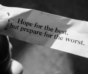 hope, quotes, and worst image