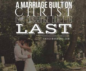 jesus christ, christ centered, and fierce marriage image