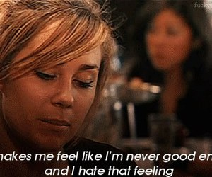 the hills, lauren conrad, and quote image