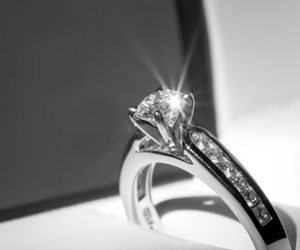 bague, couple, and mariage image