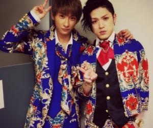 aaa, shuta sueyoshi, and shinjiro atae image