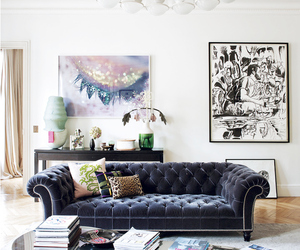 interior, room, and design image