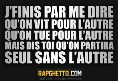 46 Images About Punchline Rap Francais On We Heart It See More