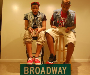 dope, black boys, and swag image