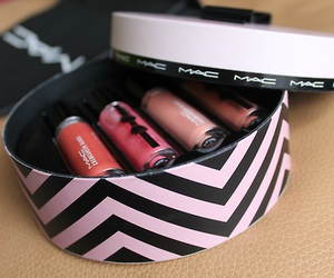 mac, makeup, and girly image