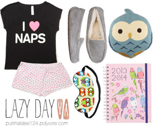 fashion, lazy day, and outfit image