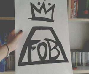band, drawing, and fall out boy image